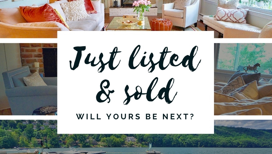 listed and sold on Candlewood lake